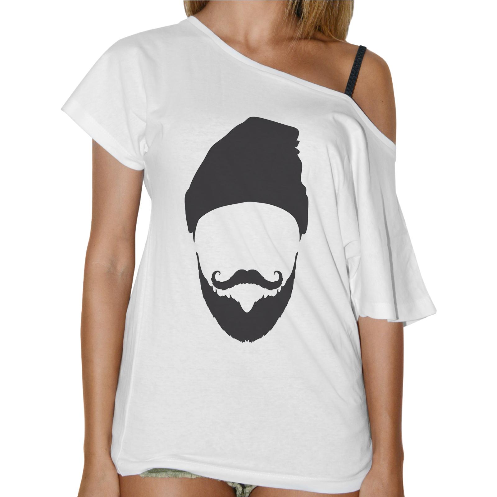 T-Shirt Donna Collo Barca  BARBA CAPPELLO