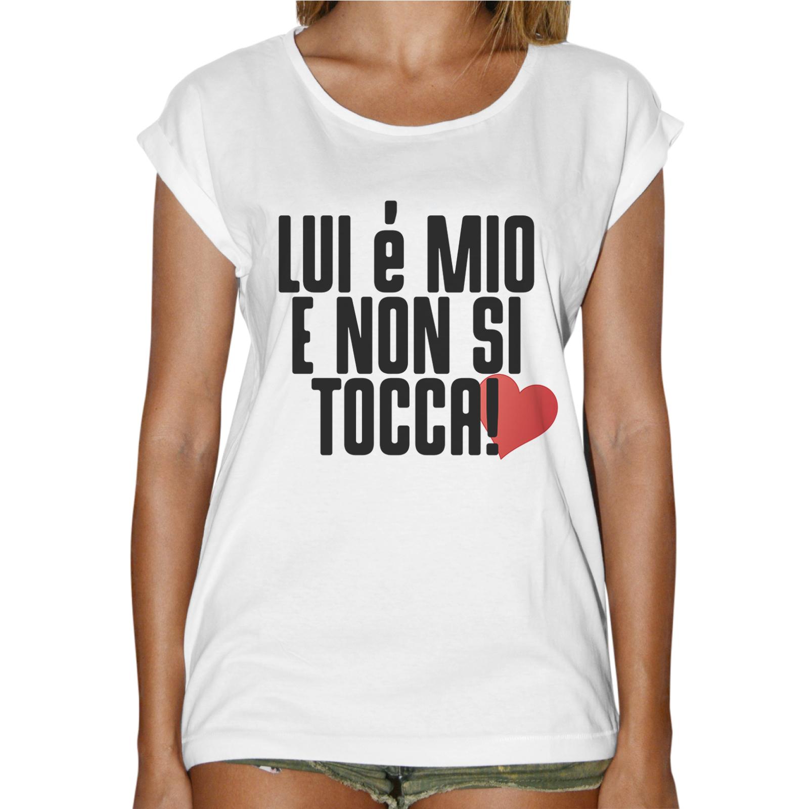 T-Shirt Donna Fashion LUI E' MIO