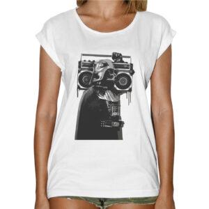 T-Shirt Donna Fashion VADER STEREO
