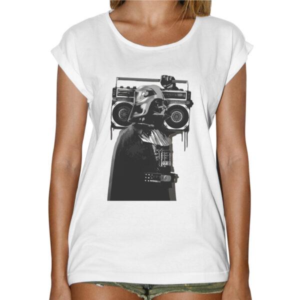 T-Shirt Donna Fashion VADER STEREO 1