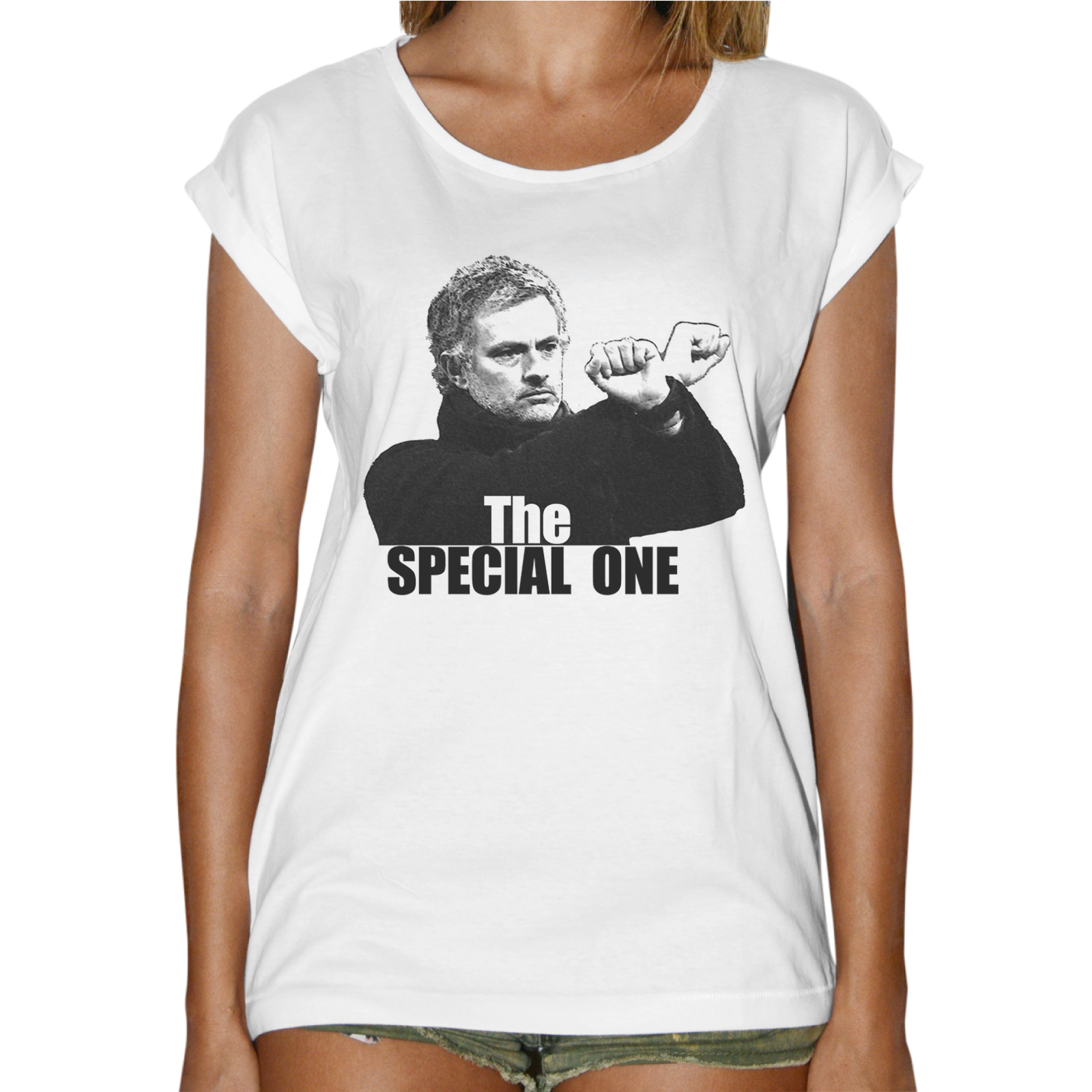 T-Shirt Donna Fashion SPECIAL ONE