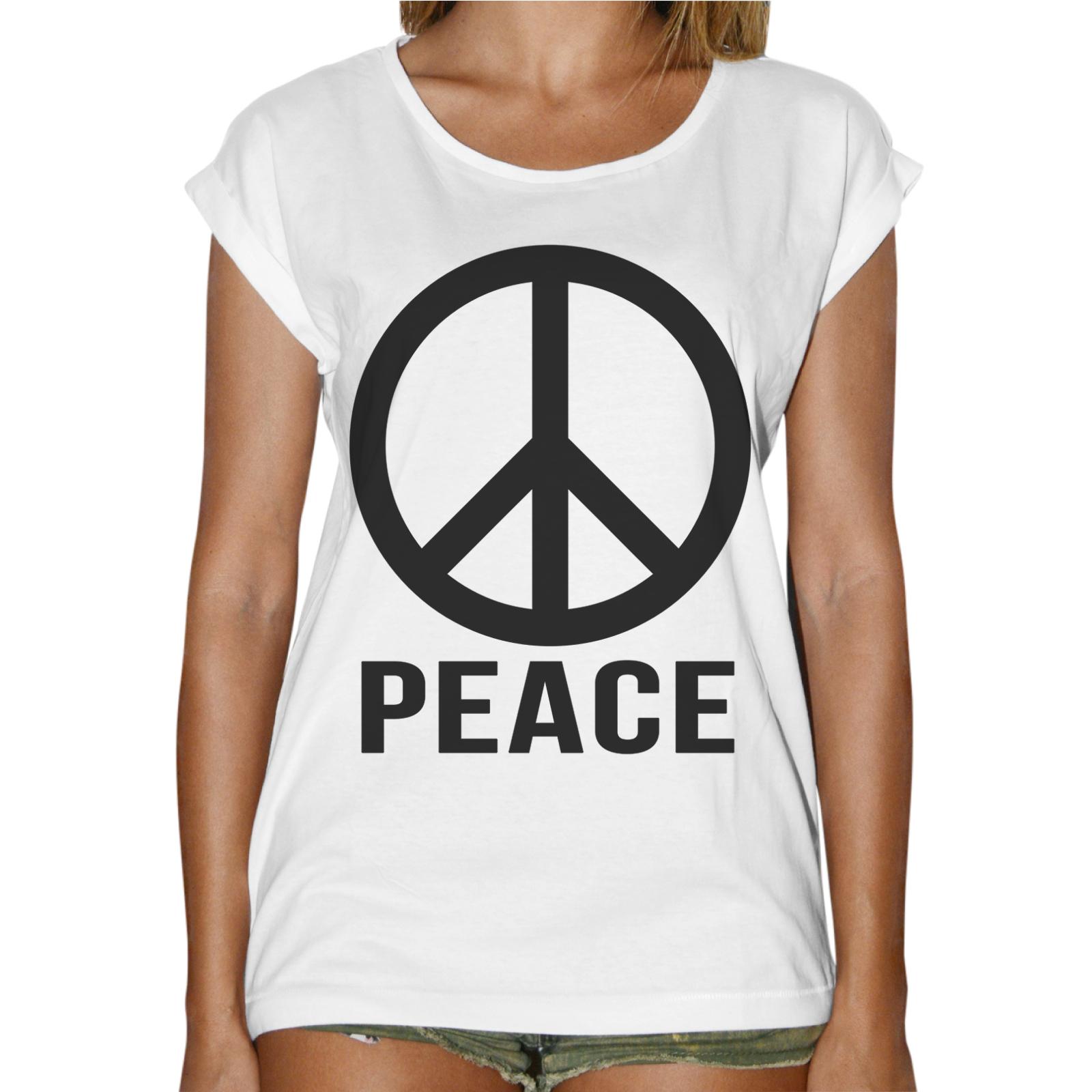 T-Shirt Donna Fashion PEACE