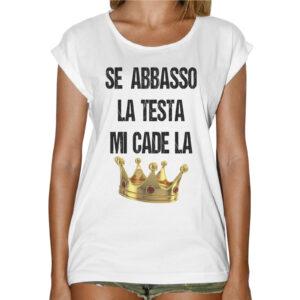 T-Shirt Donna Fashion CADE LA CORONA