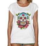 T-Shirt Donna Fashion TESCHIO MESSICANO 1
