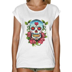 T-Shirt Donna Fashion TESCHIO MESSICANO