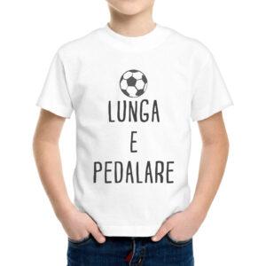 T-Shirt Bambino  PALLA LUNGA