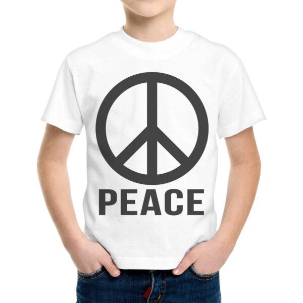 T-Shirt Bambino PEACE