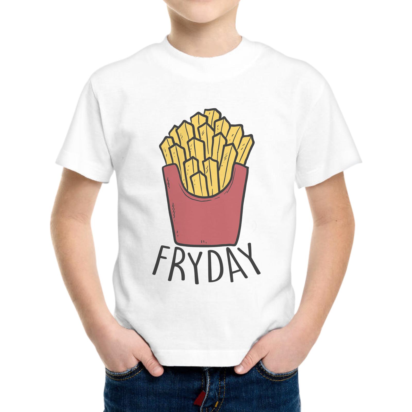 T-Shirt Bambino FRYDAY