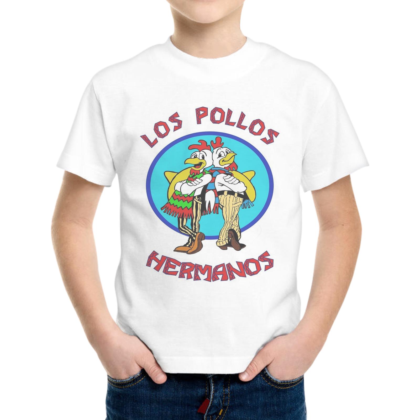 T-Shirt Bambino LOS POLLOS