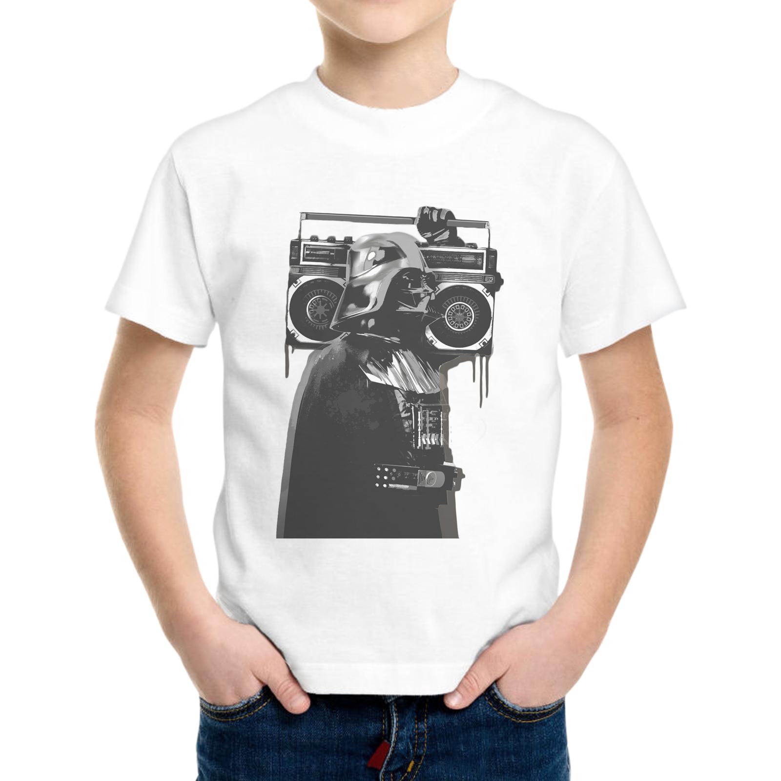 T-Shirt Bambino VADER STEREO